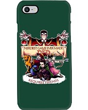 DnD The Nerdiest Game Ever Phone Case thumbnail