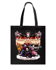 DnD The Nerdiest Game Ever Tote Bag thumbnail