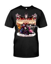 DnD The Nerdiest Game Ever Classic T-Shirt thumbnail