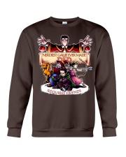 DnD The Nerdiest Game Ever Crewneck Sweatshirt thumbnail