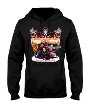 DnD The Nerdiest Game Ever Hooded Sweatshirt front
