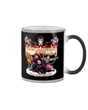 DnD The Nerdiest Game Ever Color Changing Mug thumbnail
