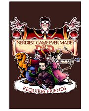 DnD The Nerdiest Game Ever 11x17 Poster thumbnail