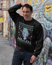 TYRANDE Crewneck Sweatshirt lifestyle-unisex-sweatshirt-front-4