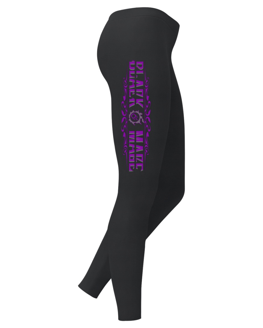 BLACK MAGE Ladies Leggings