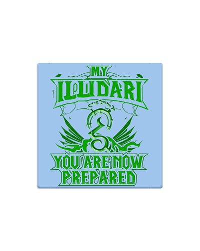 MY ILLIDARI - YOU ARE NOW PREPARED