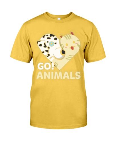 GO ANIMAILS DOG CAT