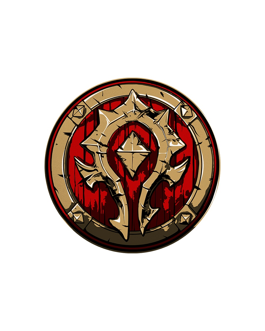 HORDE CUTTING BOARD  Circle Cutting Board