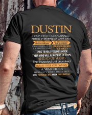 Dustin Classic T-Shirt lifestyle-mens-crewneck-back-2
