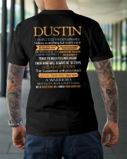 Dustin Classic T-Shirt lifestyle-mens-crewneck-back-3