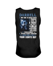 Darrell Unisex Tank thumbnail