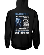 Darrell Hooded Sweatshirt thumbnail