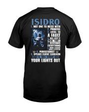 Isidro Classic T-Shirt thumbnail