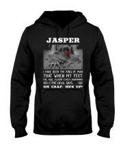 Jasper Hooded Sweatshirt thumbnail