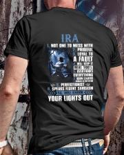 Ira Classic T-Shirt lifestyle-mens-crewneck-back-2