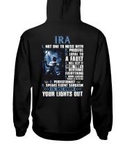Ira Hooded Sweatshirt thumbnail