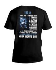 Ira V-Neck T-Shirt thumbnail
