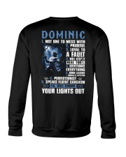 Dominic Crewneck Sweatshirt thumbnail