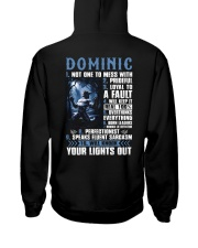Dominic Hooded Sweatshirt thumbnail