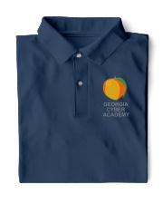 GCA Staff Gear Classic Polo front