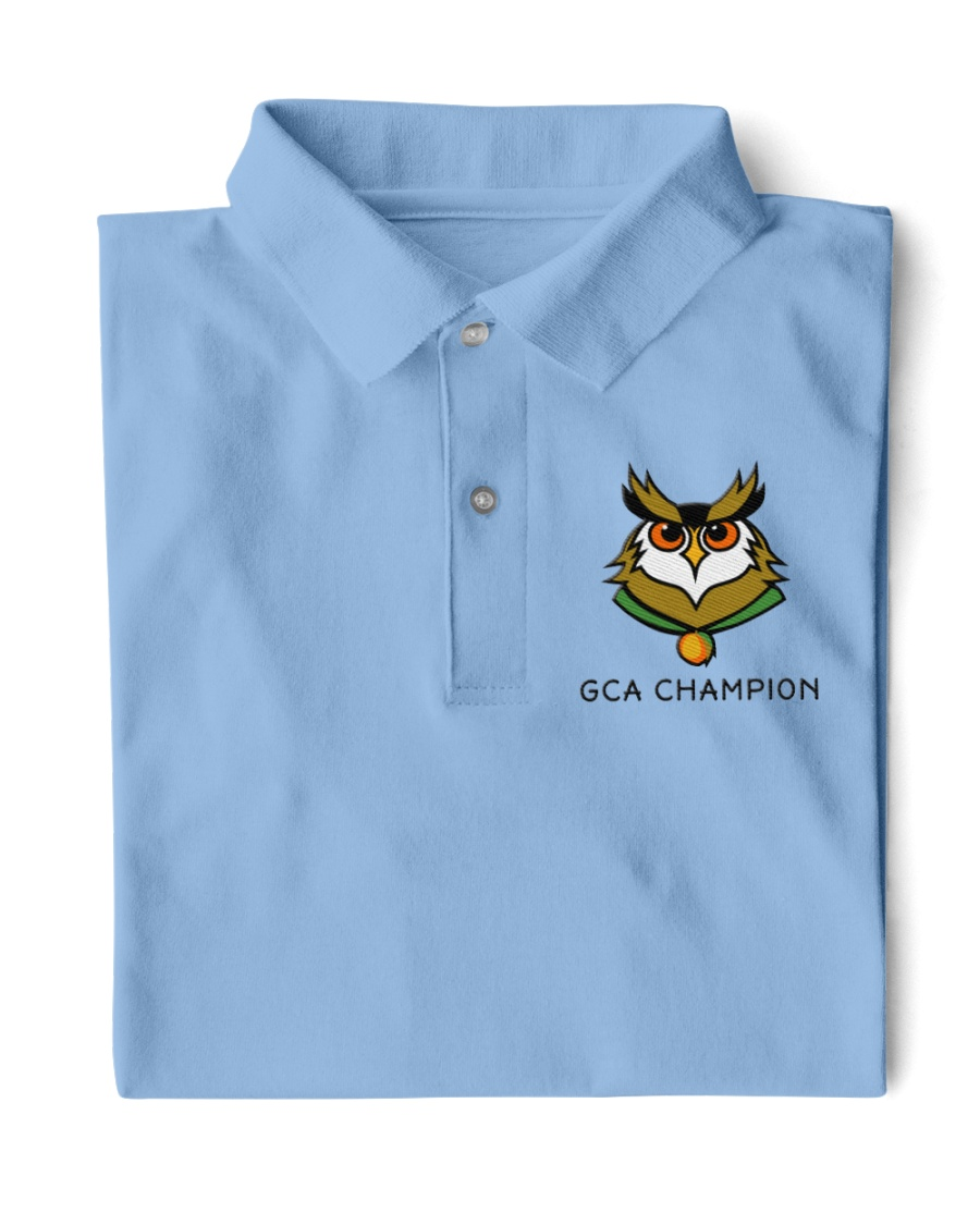 Back To School Full Color 2 Classic Polo
