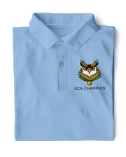 Back To School Full Color 2 Classic Polo front