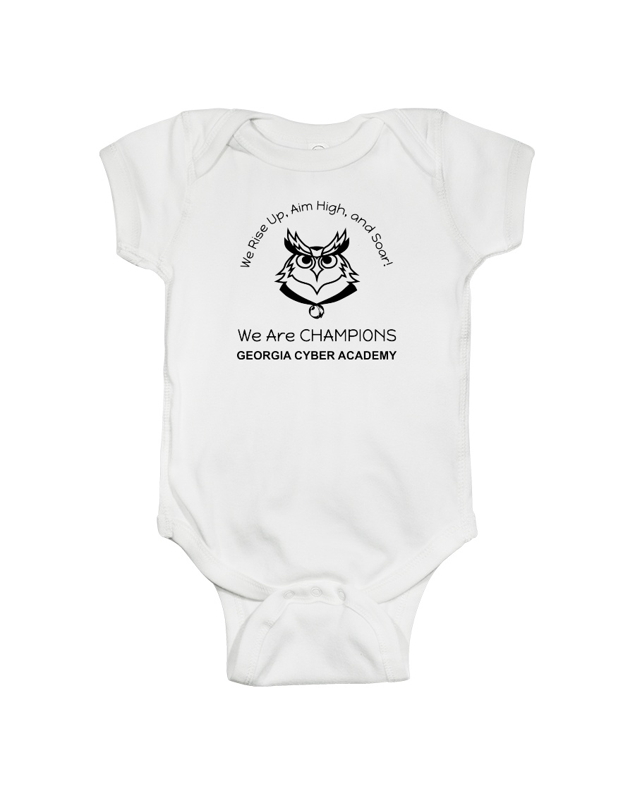 GCA PTSO Back To School Fundraiser Onesie