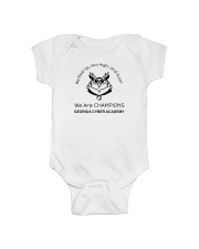 GCA PTSO Back To School Fundraiser Onesie tile