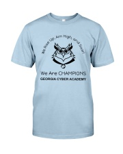 GCA PTSO Back To School Fundraiser Classic T-Shirt front