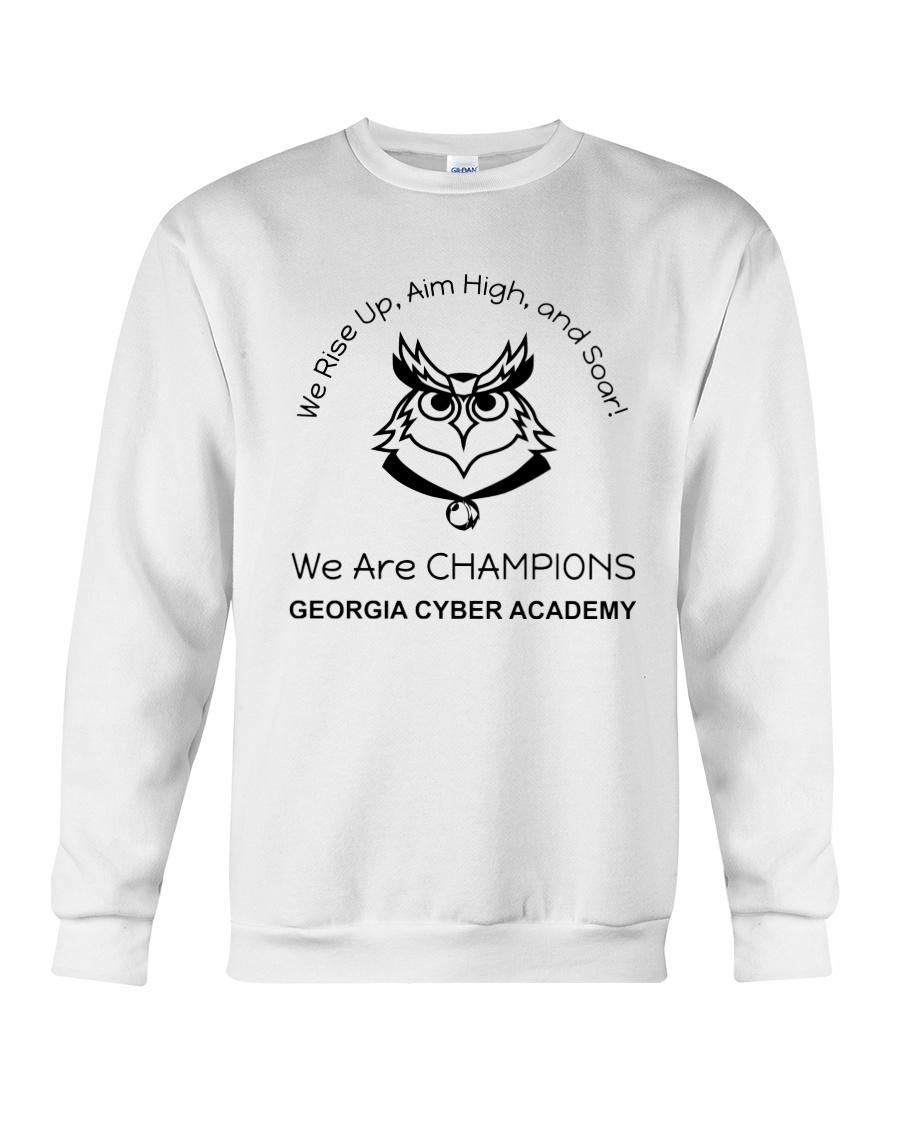 GCA PTSO Back To School Fundraiser Crewneck Sweatshirt
