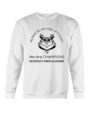 GCA PTSO Back To School Fundraiser Crewneck Sweatshirt tile