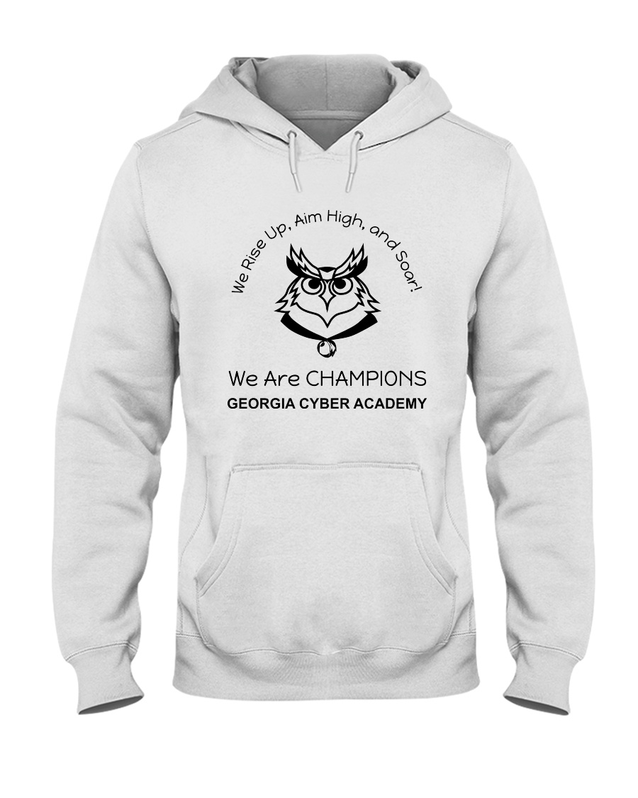 GCA PTSO Back To School Fundraiser Hooded Sweatshirt