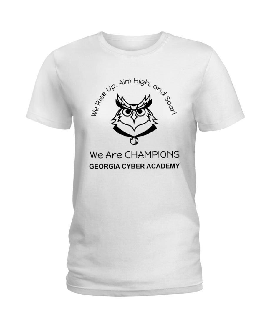 GCA PTSO Back To School Fundraiser Ladies T-Shirt