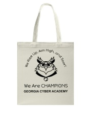 GCA PTSO Back To School Fundraiser Tote Bag thumbnail