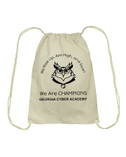 GCA PTSO Back To School Fundraiser Drawstring Bag thumbnail