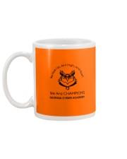 GCA PTSO Back To School Fundraiser Mug back