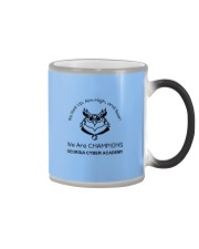 GCA PTSO Back To School Fundraiser Color Changing Mug thumbnail