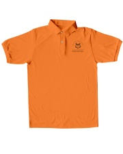 GCA PTSO Back To School Fundraiser Classic Polo embroidery-polo-short-sleeve-layflat-front