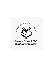 GCA PTSO Back To School Fundraiser Square Magnet tile