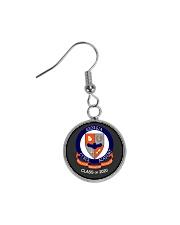 GCA Class of 2020 School Crest Circle Earrings thumbnail