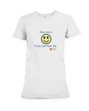 GCA PTSO Spring Fundraiser Premium Fit Ladies Tee tile