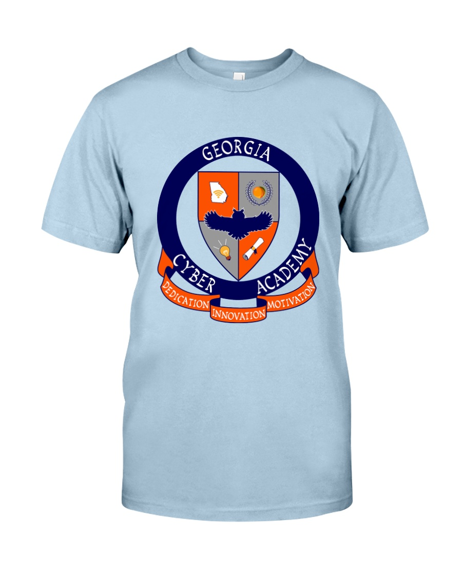 GCA Class 2020 School Crest 2 Classic T-Shirt