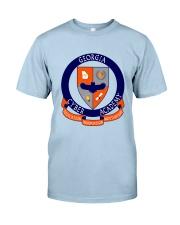 GCA Class 2020 School Crest 2 Classic T-Shirt front