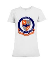 GCA Class 2020 School Crest 2 Premium Fit Ladies Tee thumbnail