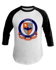GCA Class 2020 School Crest 2 Baseball Tee thumbnail