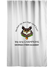 Back To School Full Color 3 Window Curtain - Blackout thumbnail