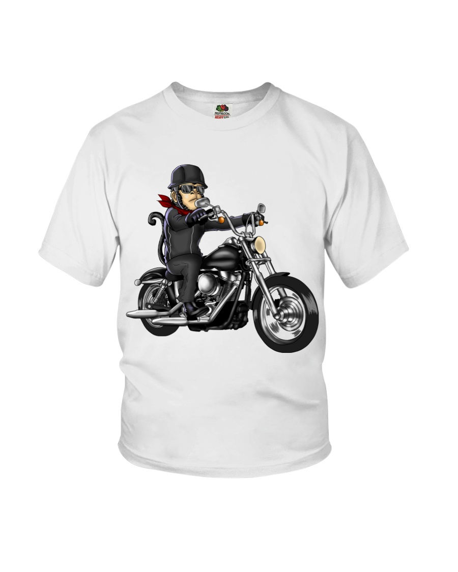 Hello Monkey T-Shirt Youth T-Shirt