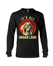 Its All Indian Land Long Sleeve Tee thumbnail