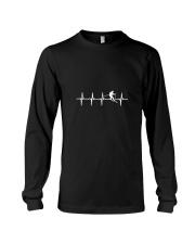 Ski Heartbeat Long Sleeve Tee thumbnail