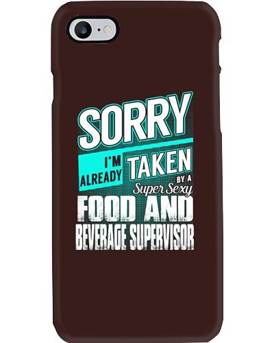Food And Beverage Supervisor 1